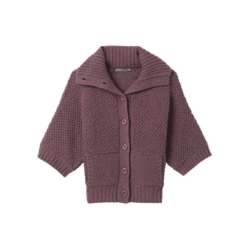 プラーナ レディース ニット・セーター アウター Prana Women's Milone Sweater Dark Mauve