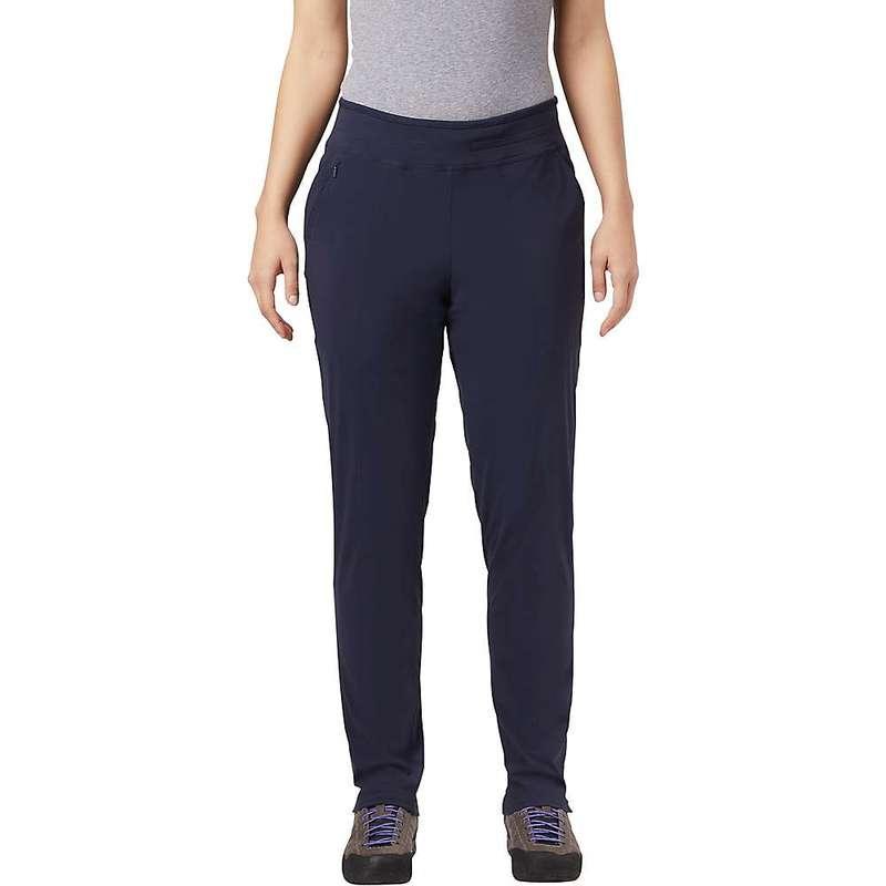 マウンテンハードウェア レディース カジュアルパンツ ボトムス Mountain Hardwear Women's Dynama Lined Pant Dark Zinc