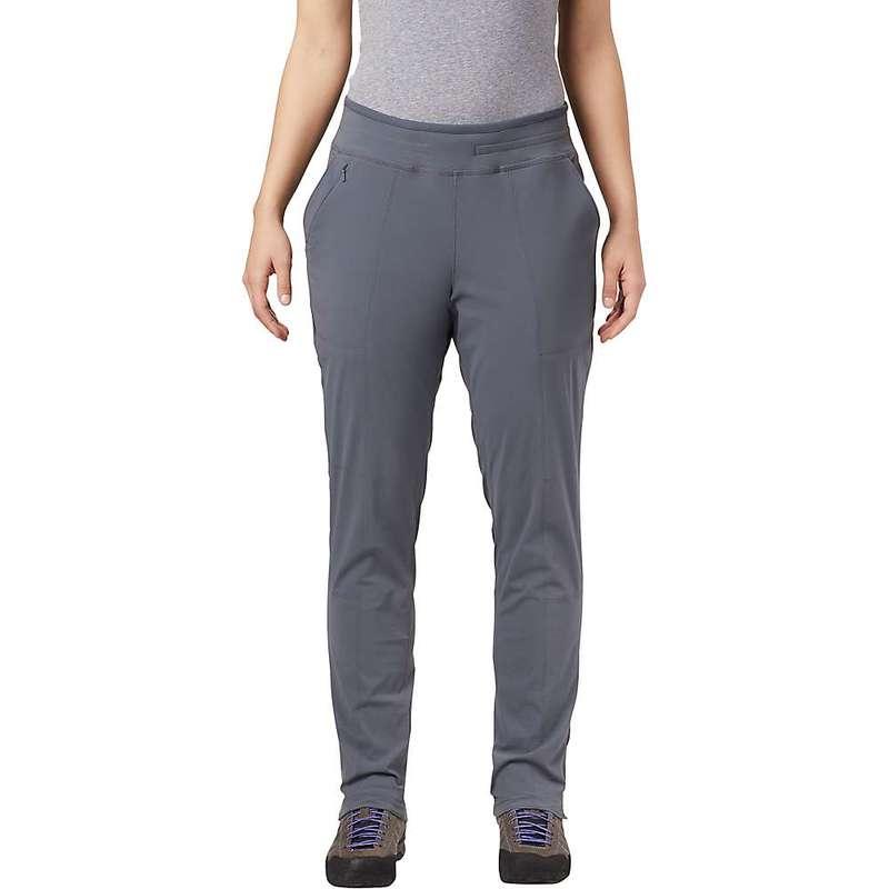 マウンテンハードウェア レディース カジュアルパンツ ボトムス Mountain Hardwear Women's Dynama Lined Pant Graphite