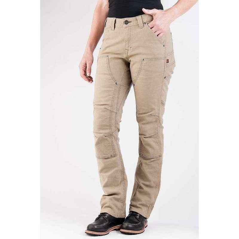 ダブテイル レディース カジュアルパンツ ボトムス Dovetail Women's Britt Utility Pant Natural