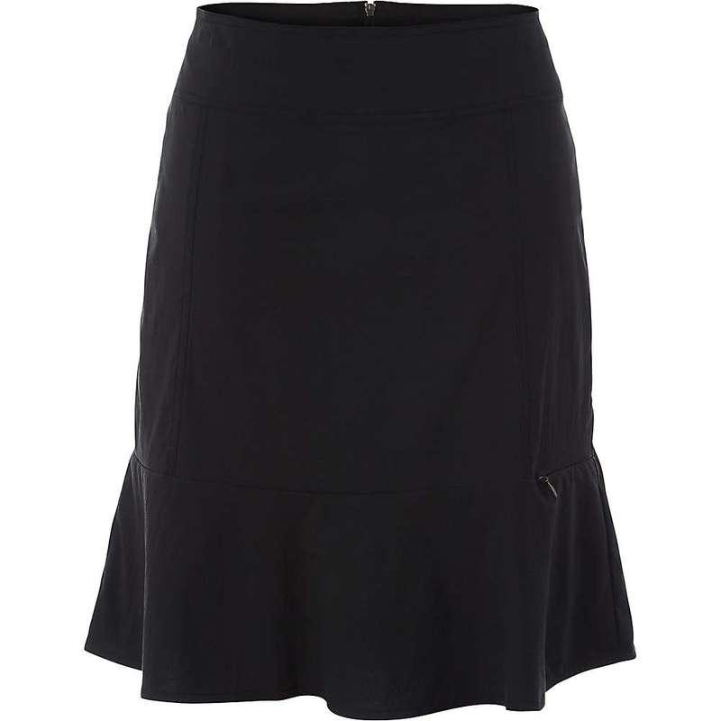 ロイヤルロビンズ レディース スカート ボトムス Royal Robbins Women's Discovery II Skirt Jet Black