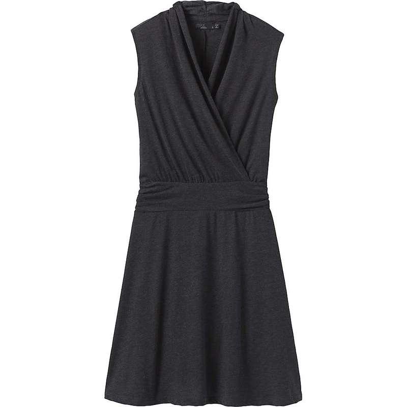 プラーナ レディース ワンピース トップス Prana Women's Corissa Dress Black