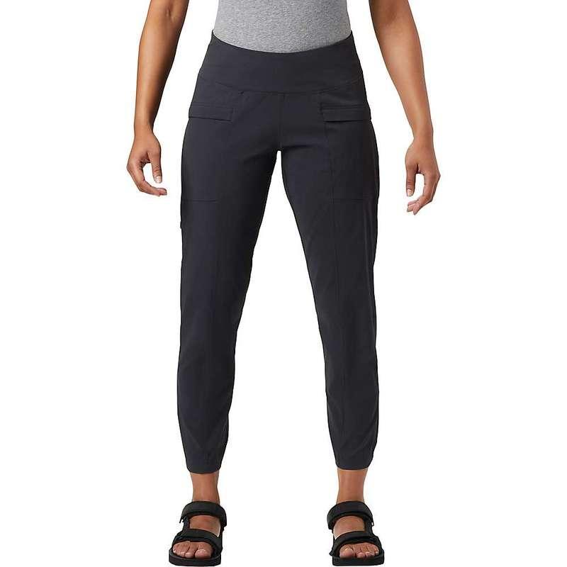 マウンテンハードウェア レディース カジュアルパンツ ボトムス Mountain Hardwear Women's Dynama X Ankle Pant Dark Storm