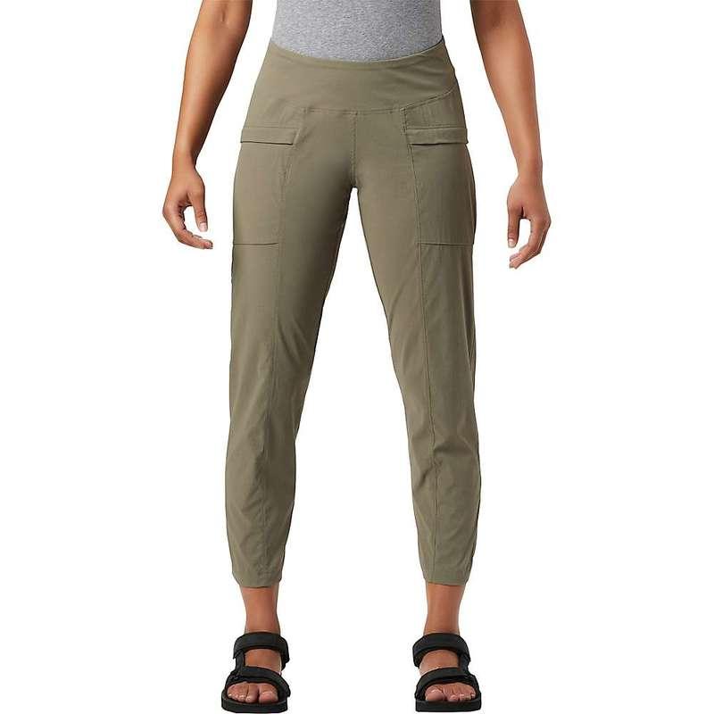 マウンテンハードウェア レディース カジュアルパンツ ボトムス Mountain Hardwear Women's Dynama X Ankle Pant Light Army