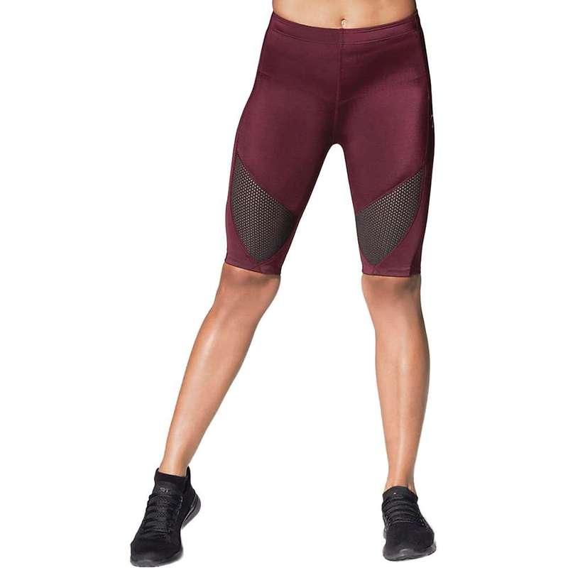 CW-X レディース ハーフパンツ・ショーツ ボトムス CW-X Women's Stabilyx Ventilator Short Fig