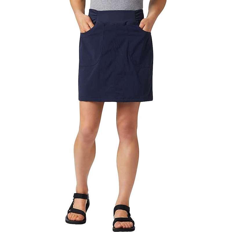 マウンテンハードウェア レディース スカート ボトムス Mountain Hardwear Women's Dynama Skirt Dark Zinc