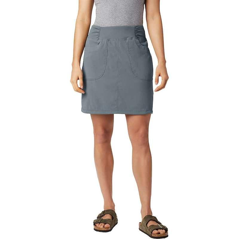 マウンテンハードウェア レディース スカート ボトムス Mountain Hardwear Women's Dynama Skirt Light Storm