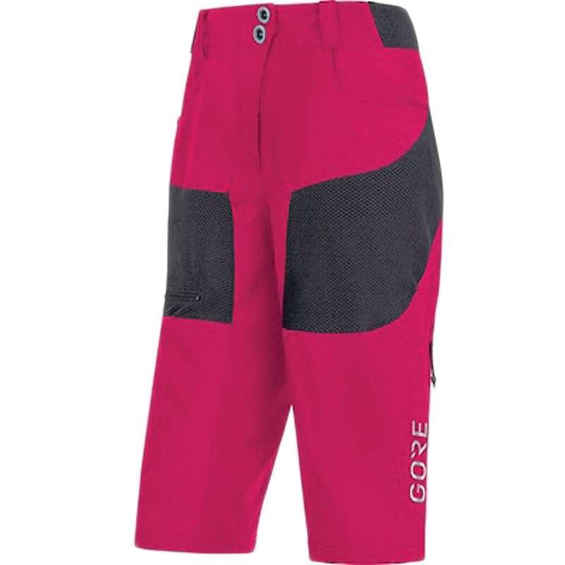 ゴアウェア レディース ハーフパンツ・ショーツ ボトムス Gore Wear Women's Gore C5 All Mountain Short Jazzy Pink