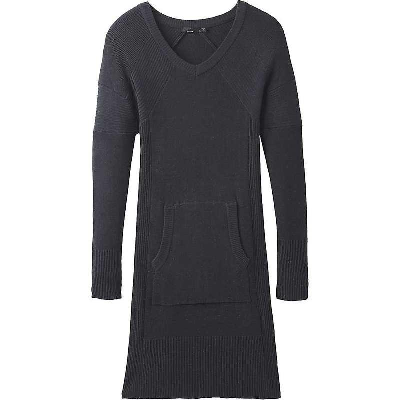 プラーナ レディース ワンピース トップス Prana Women's Avalone Dress Charcoal