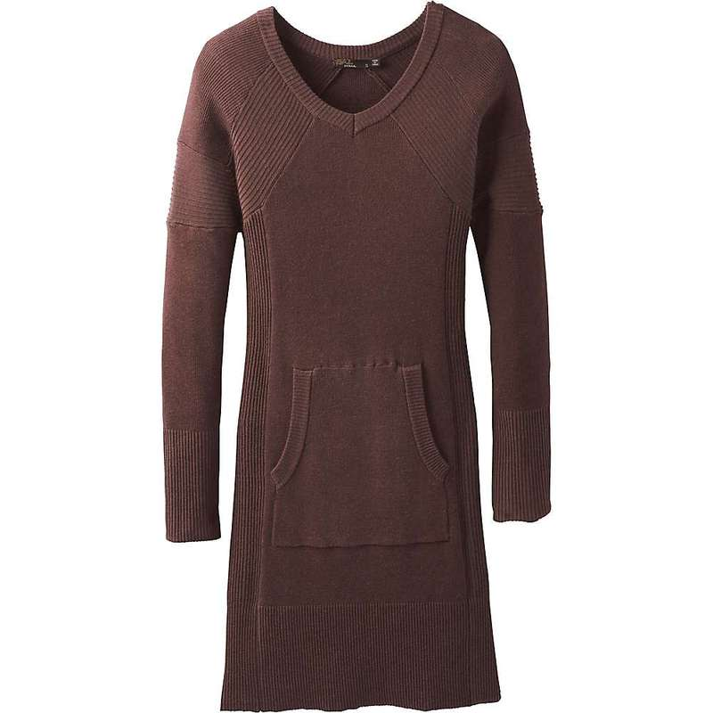プラーナ レディース ワンピース トップス Prana Women's Avalone Dress Wedged Wood