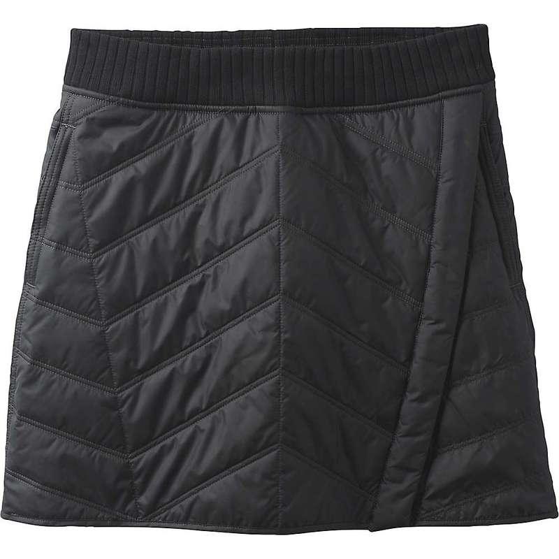 プラーナ レディース スカート ボトムス Prana Women's Diva Wrap Skirt Black
