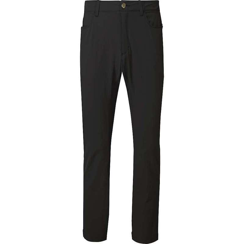 シャーパ レディース カジュアルパンツ ボトムス Sherpa Women's Naulo 5-Pocket Pant Black