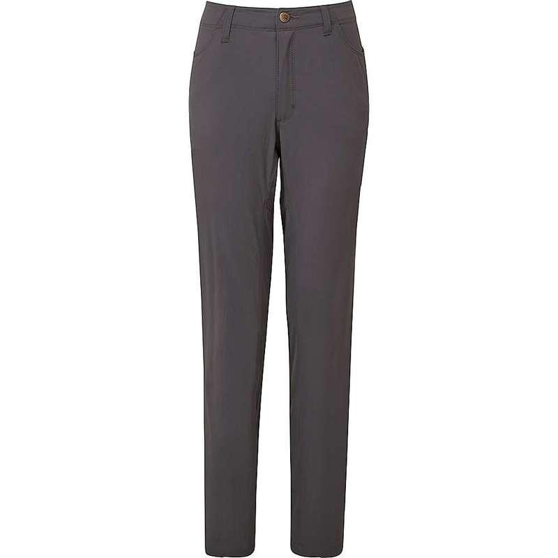 シャーパ レディース カジュアルパンツ ボトムス Sherpa Women's Naulo 5-Pocket Pant Kharani Grey