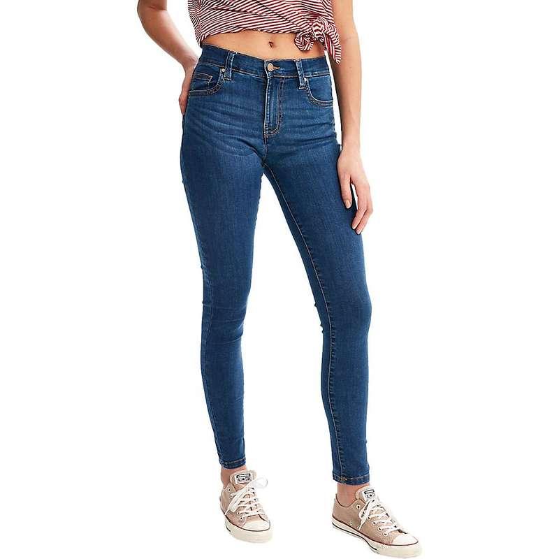 ロル レディース カジュアルパンツ ボトムス Lole Women's Skinny Long Jean True Blue Wash Denim