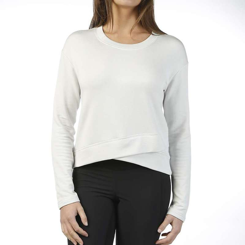 ヴィミア レディース シャツ トップス Vimmia Women's Soothe Cross Front Pullover Top Polar