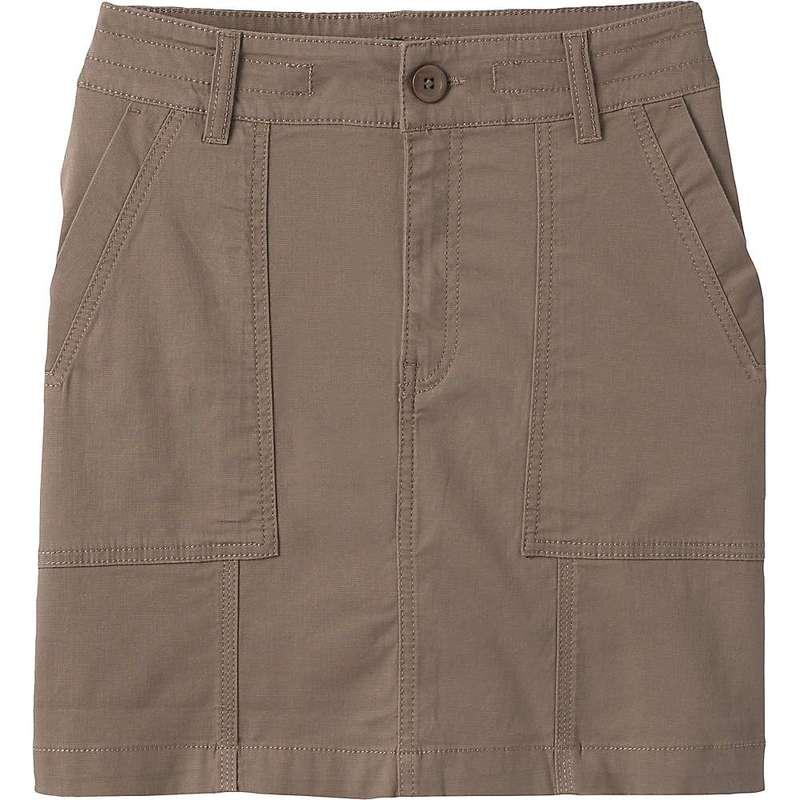 プラーナ レディース スカート ボトムス Prana Women's Elle Skirt Mud