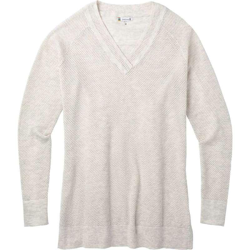 スマートウール レディース ニット・セーター アウター Smartwool Women's Everyday Exploration Tunic Sweater Ash Heather