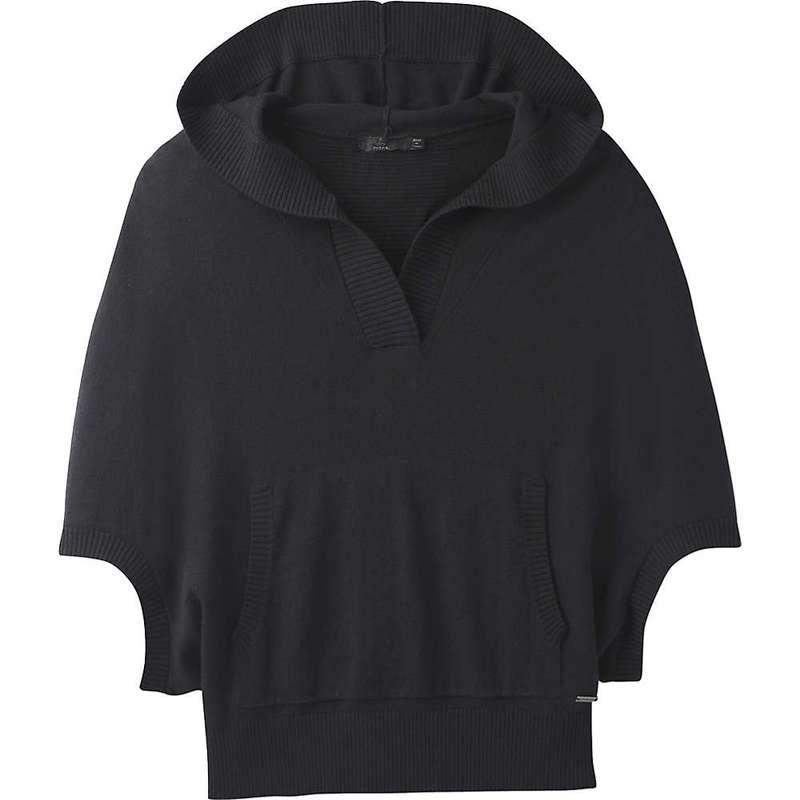 プラーナ レディース ニット・セーター アウター Prana Women's Daria Sweater Hoodie Black