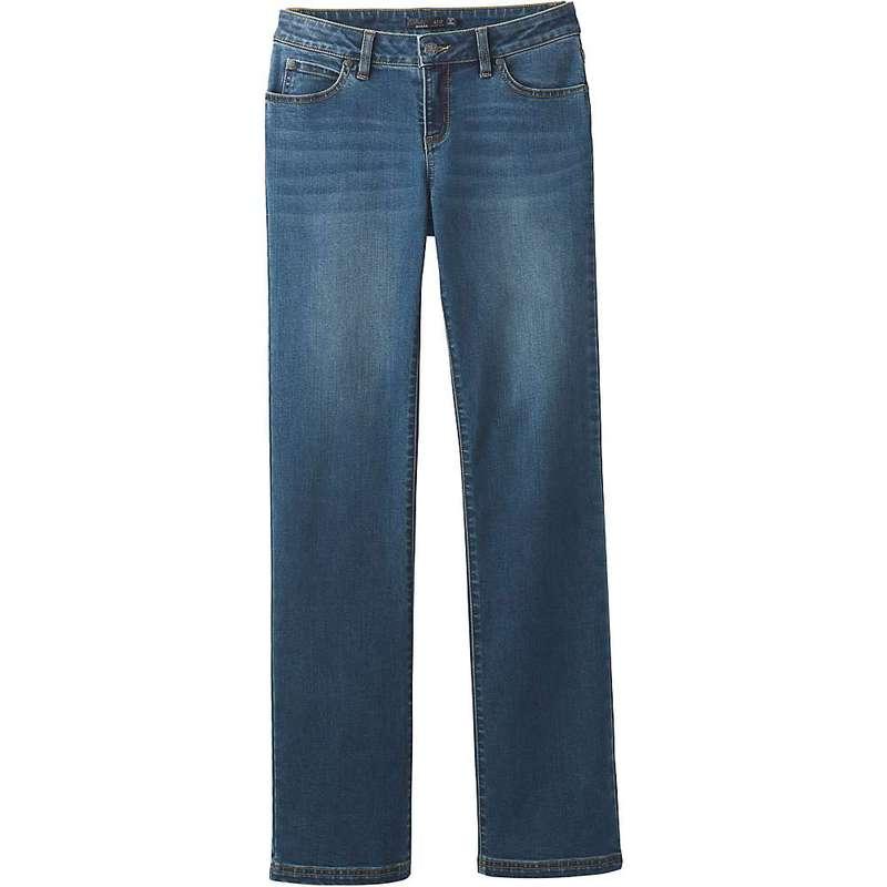 プラーナ レディース カジュアルパンツ ボトムス Prana Women's Geneva Jean Antique Blue