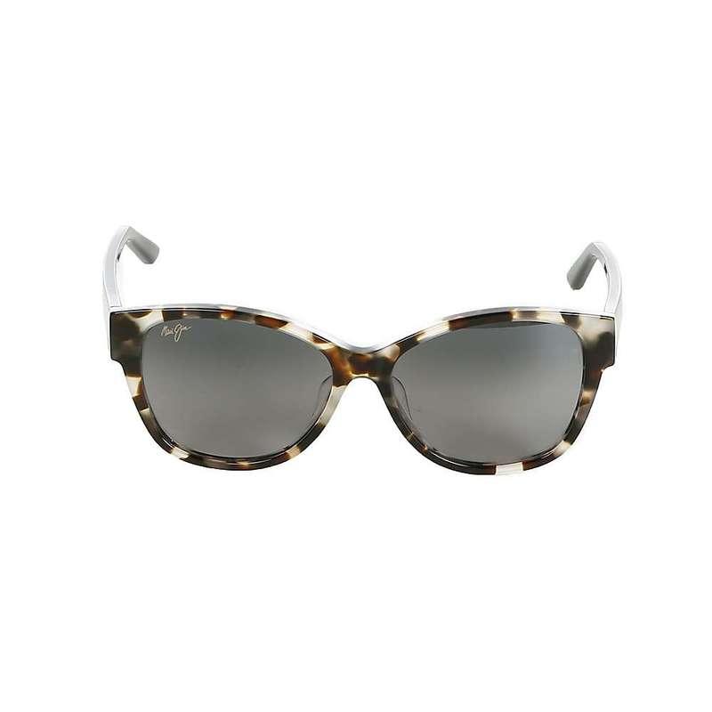 マウイジム レディース サングラス・アイウェア アクセサリー Maui Jim Women's Summer Time Polarized Sunglasses White Tokyo Tortoise / Neutral Grey
