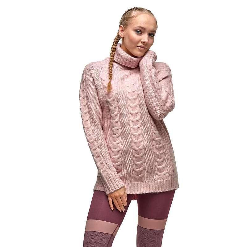 カリ ツラー レディース ニット・セーター アウター Kari Traa Women's Lid Knit Pale
