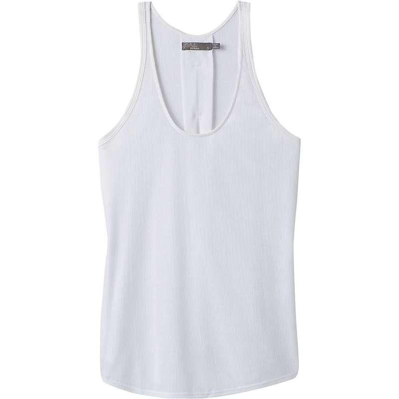 プラーナ レディース Tシャツ トップス Prana Women's Kaila Tank Soft White