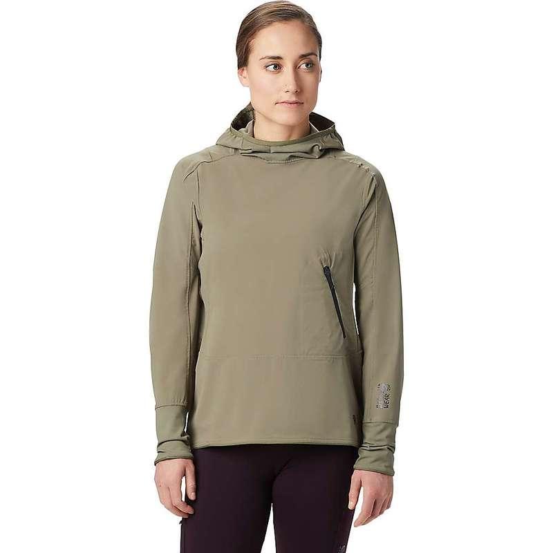 マウンテンハードウェア レディース ニット・セーター アウター Mountain Hardwear Women's Chockstone Pullover Light Army