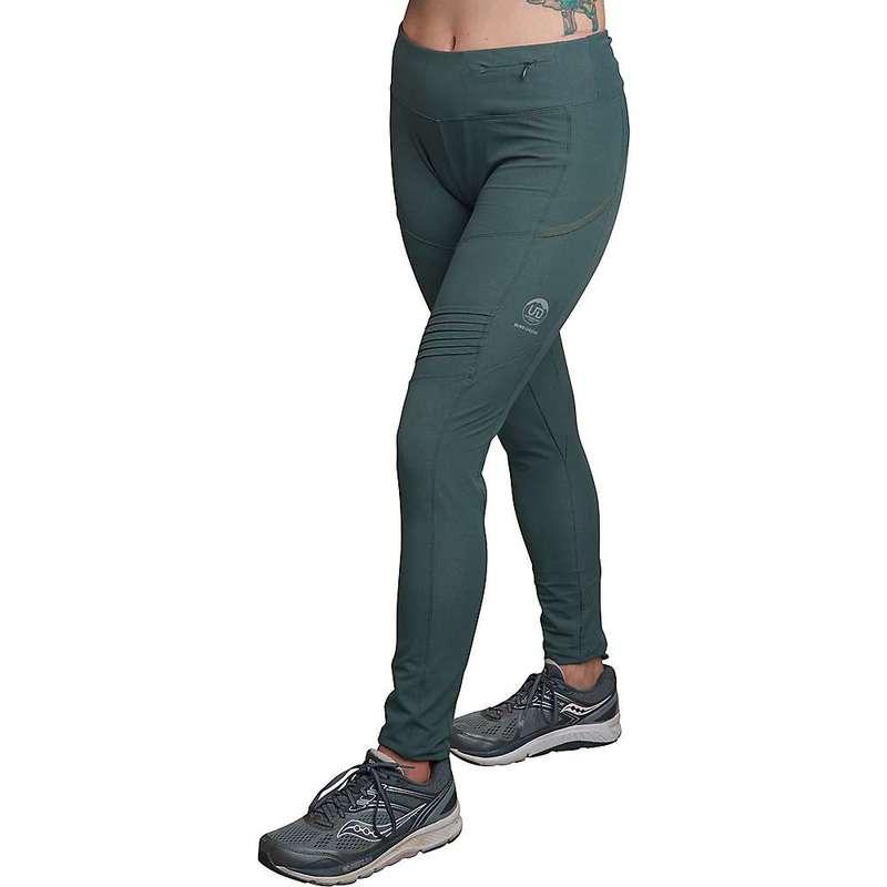 ウルティメートディレクション レディース カジュアルパンツ ボトムス Ultimate Direction Women's Duro Legging Onyx