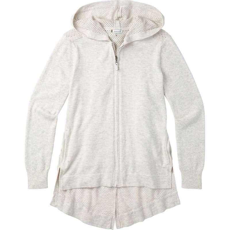 スマートウール レディース ニット・セーター アウター Smartwool Women's Everyday Exploration Sweater Jacket Ash Heather