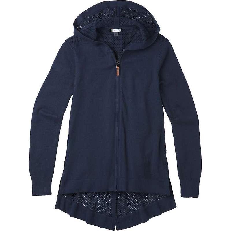 スマートウール レディース ニット・セーター アウター Smartwool Women's Everyday Exploration Sweater Jacket Deep Navy