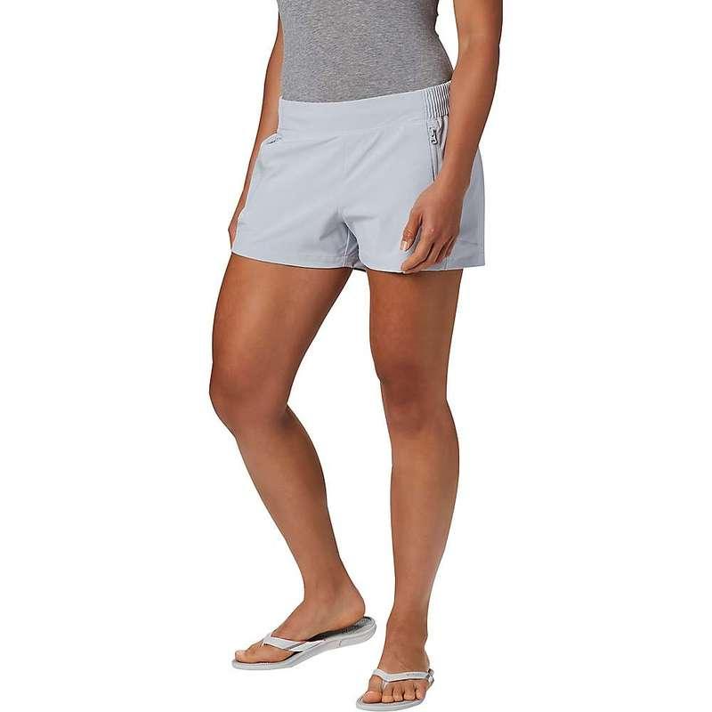コロンビア レディース ハーフパンツ・ショーツ ボトムス Columbia Women's Tidal II 3 Inch Short Cirrus Grey