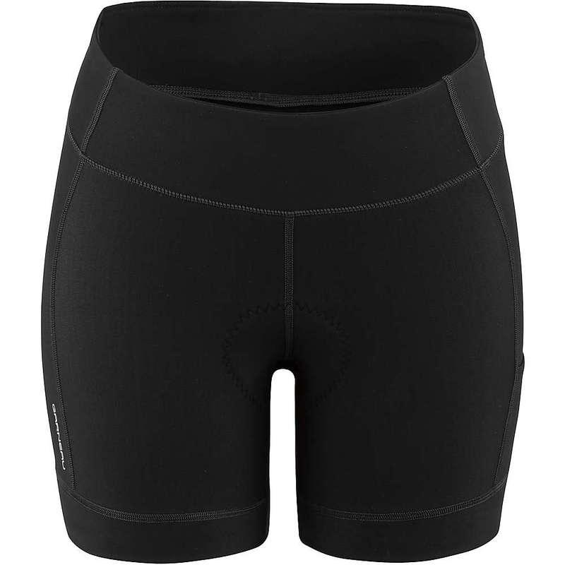 イルスガーナー レディース ハーフパンツ・ショーツ ボトムス Louis Garneau Women's Fit Sensor 5.5 Inch Short 2 Black