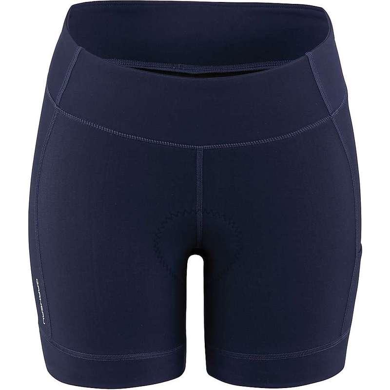 イルスガーナー レディース ハーフパンツ・ショーツ ボトムス Louis Garneau Women's Fit Sensor 5.5 Inch Short 2 Dark Night