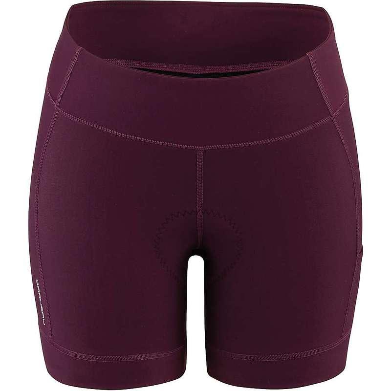 イルスガーナー レディース ハーフパンツ・ショーツ ボトムス Louis Garneau Women's Fit Sensor 5.5 Inch Short 2 Shiraz