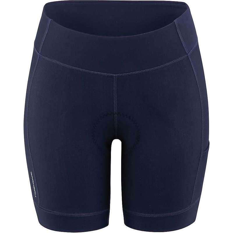 イルスガーナー レディース ハーフパンツ・ショーツ ボトムス Louis Garneau Women's Fit Sensor 7.5 Inch Short 2 Dark Night