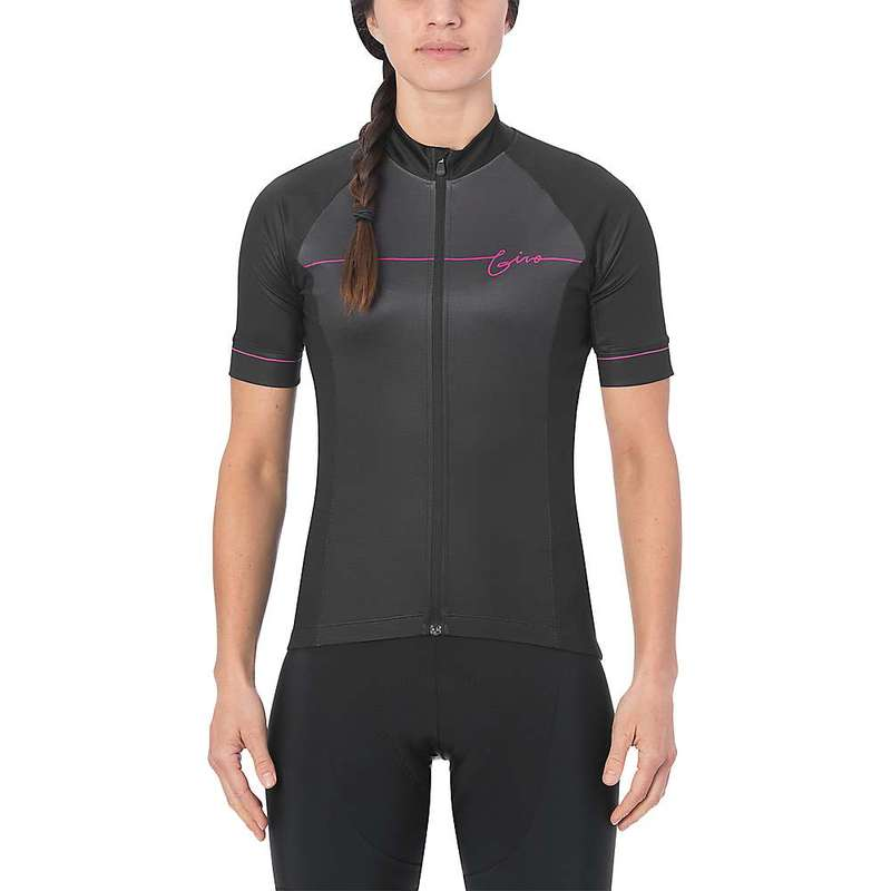 ジロ レディース シャツ トップス Giro Women's Chrono Sport Jersey Black Flow