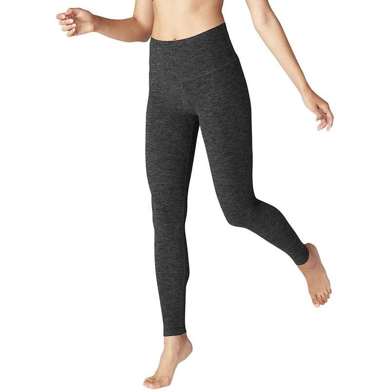 ビヨンドヨガ レディース カジュアルパンツ ボトムス Beyond Yoga Women's Spacedye High Waist Long Legging Black / Charcoal Space Dye