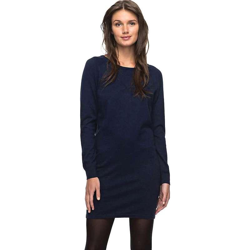 ロキシー レディース ワンピース トップス Roxy Women's Winter Story Dress Dress Blues Heather