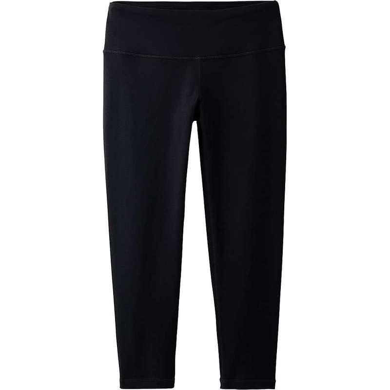 プラーナ レディース カジュアルパンツ ボトムス Prana Women's Pillar Pant - Plus Black