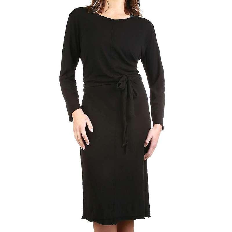 ヴィミア レディース ワンピース トップス Vimmia Women's Isle Tee Dress Black