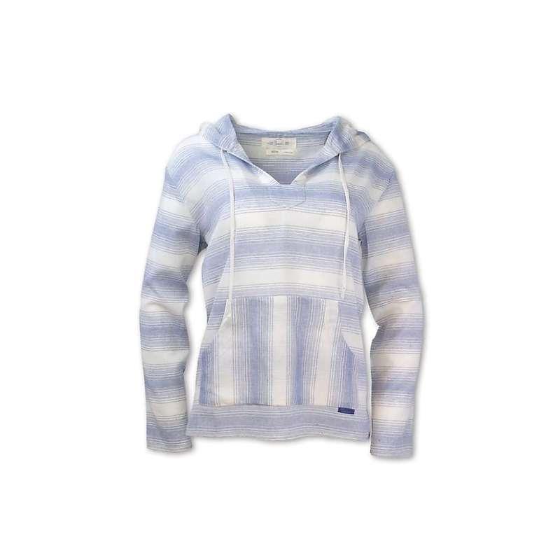 パーネル レディース シャツ トップス Purnell Women's Striped Pullover Light Blue