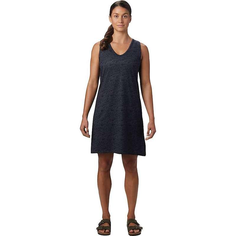 マウンテンハードウェア レディース ワンピース トップス Mountain Hardwear Women's Everyday Perfect Dress Dark Zinc