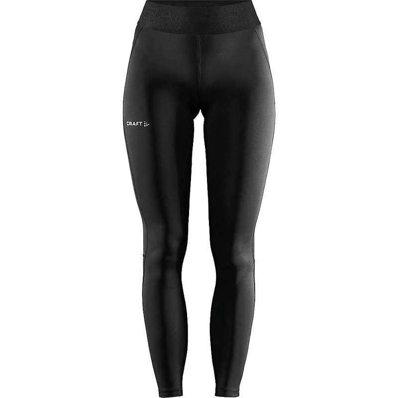 クラフトスポーツウェア レディース レギンス ボトムス Craft Women's Core Essence Tight Black