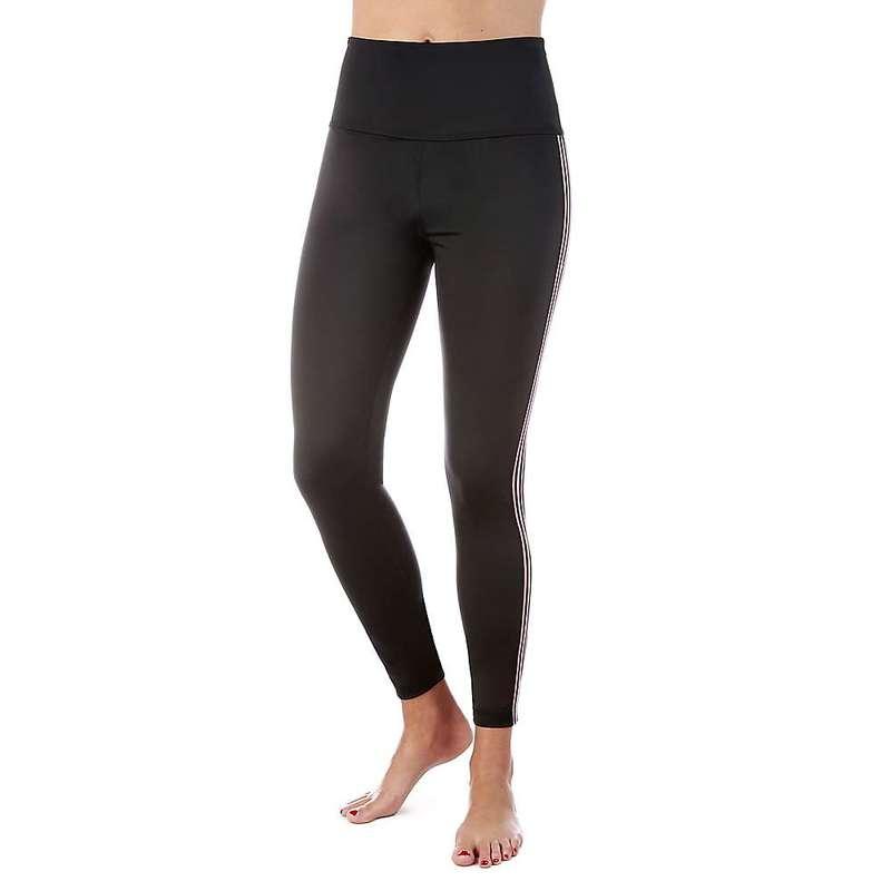 ビヨンドヨガ レディース カジュアルパンツ ボトムス Beyond Yoga Women's Lux In Bloom High Waisted Midi Legging Black
