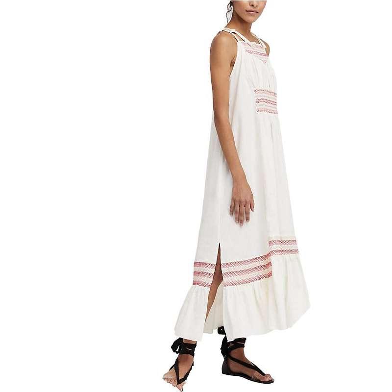 フリーピープル レディース ワンピース トップス Free People Women's Another Love Smocked Midi Dress Ivory