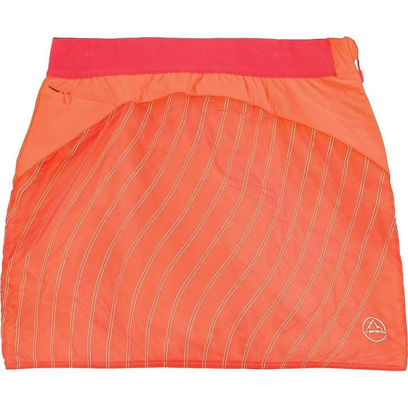ラスポルティバ レディース スカート ボトムス La Sportiva Women's Chrysalis Primaloft Skirt Pumpkin / Garnet