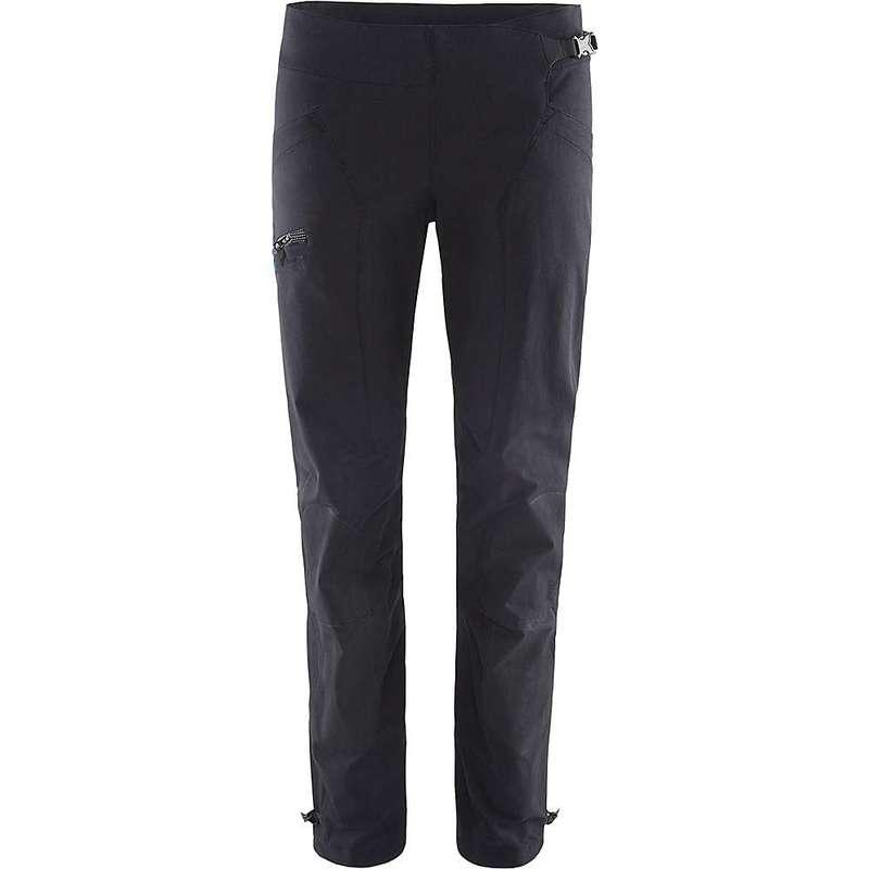 クレッタルムーセン レディース カジュアルパンツ ボトムス Klattermusen Women's Misty Pants Black