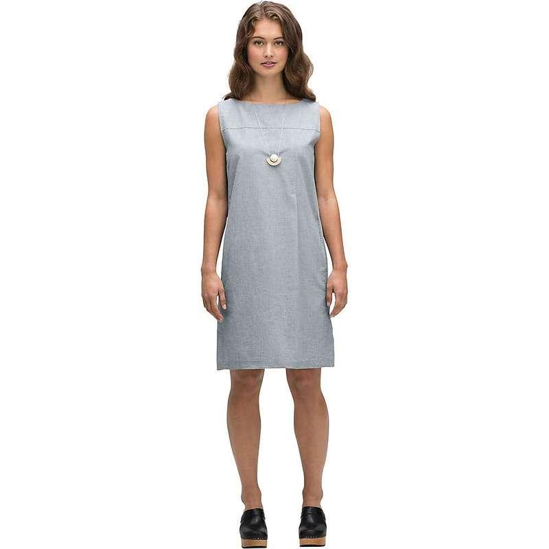 ナウ レディース ワンピース トップス Nau Women's Bloq Sleeveless Dress Lagoon