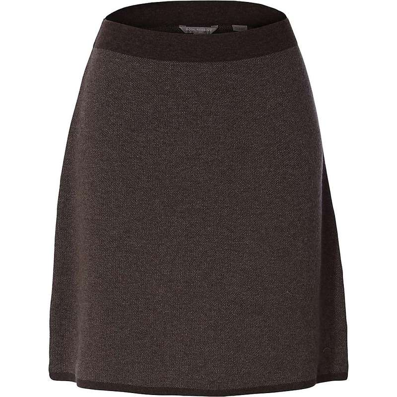 ロイヤルロビンズ レディース スカート ボトムス Royal Robbins Womens All Season Merino II Skirt Turkish Coffee