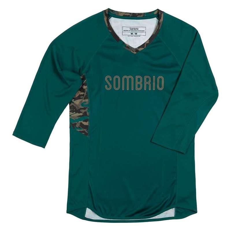 ソンブリオ レディース シャツ トップス Sombrio Women's Vista Jersey Trade Camo
